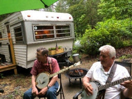 geoff hohwald banjo camp north georgia june